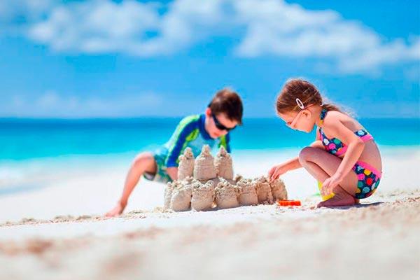 Actividades para realizar en la playa Día del niño: ¡vamos a la playa!