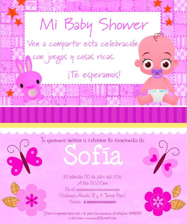 Baby Shower Para Niñas Como Realizar Un Baby Shower Para