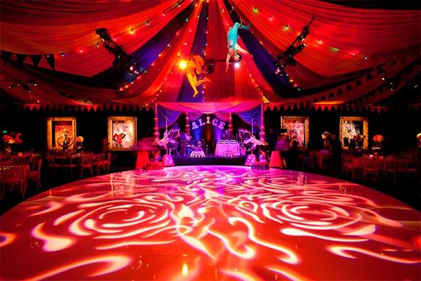 Bat mitzvah temático Organiza un mitzvah inspirado en un circo
