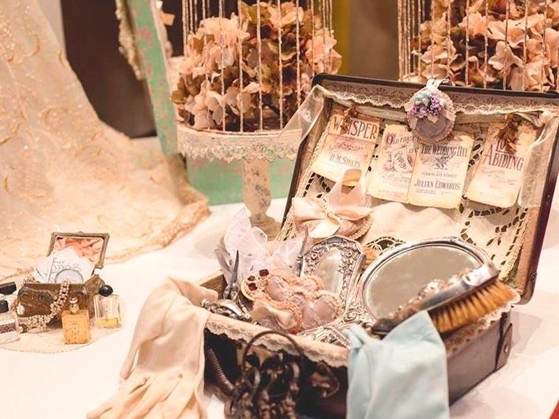 ¿Cómo armar el ajuar de la novia? Novia lista e impecable para la boda
