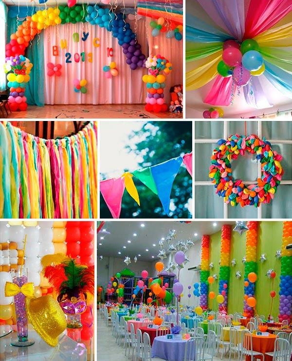 Cómo Decorar Una Fiesta De Carnaval Infantil Animada Fiesta De Carnaval Para Niños