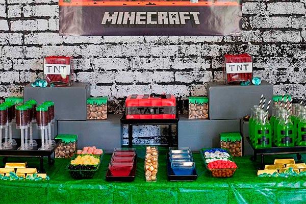 ¿cómo hacer un cumpleaños de minecraft? Sumerge su cumpleaños en el maravilloso mundo de minecraft