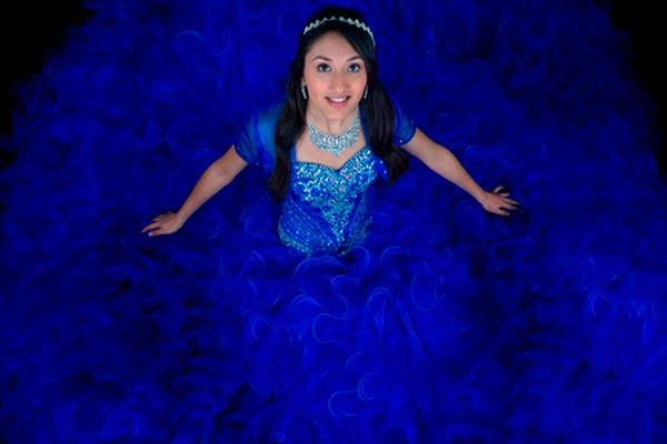 Consejos para elegir el color de tu vestido de 15 años