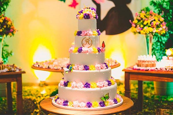 Consejos para escoger tu pastel de 15 años