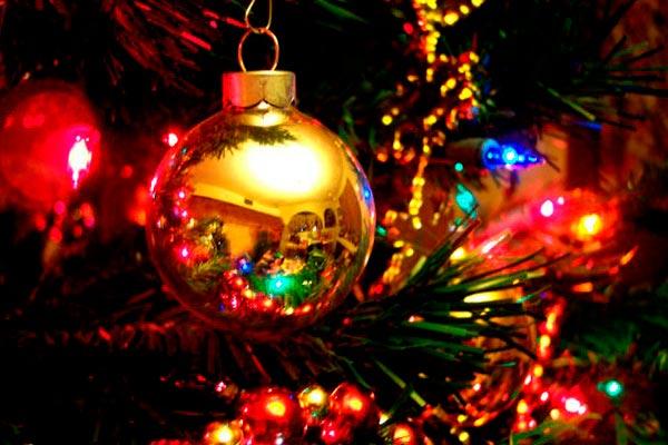 Fiesta de 15 años navideña