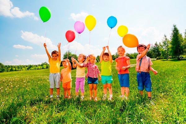 Juegos con globos para niños Divertidos y entrenidos juegos de globos