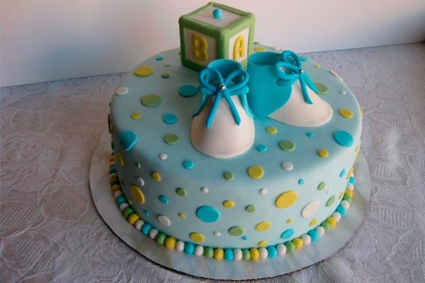 Originales pasteles de baby shower Estilos de pasteles para el baby shower de tu pequeño