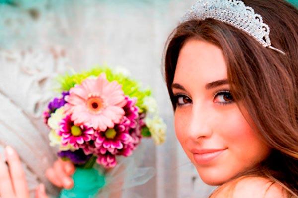 Quinceañeras: Maquillaje de ojos para el dia