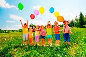 Juegos con globos para niños - Divertidos y entrenidos juegos de globos