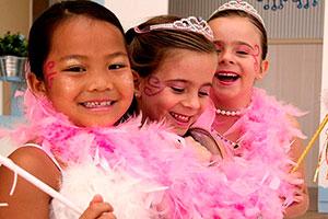 Juegos originales para cumpleaños de niña - Fantásticos juegos para una fiesta de princesas