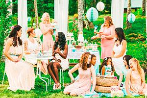 ¿cómo realizar una fiesta de té para chicas? - Organiza una delicada tarde de té entre amigas