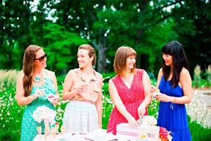 Degustación de helados al aire libre - Ricos helados para amenizar tu recepción veraniega