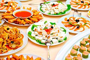 Bocadillos variados para fiestas - Aperitivos perfectos para tu celebración