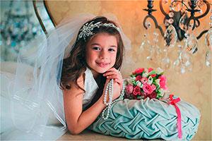 Estilos de vestidos para primera comunión - El vestido ideal para su primera comunión