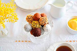 ¿cómo hacer trufas de chocolates? - Fantásticas y deliciosas trufas de chocolate