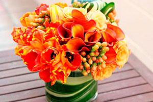 Pasos para realizar un arreglo floral sencillo - Crea un arreglo floral como un profesional