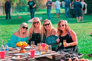 ¿cómo organizar una fiesta al aire libre? - Planifica una fabulosa fiesta al aire libre