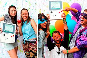 Fiesta al estilo de los años 90's - Revive la mágia de los noventa en tu fiesta