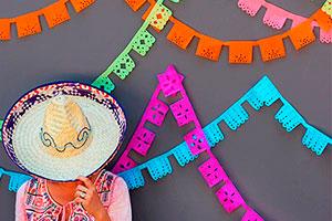 Pasos para realizar guirnaldas de papel picado - Engalana tu fiesta con hermosas guirnaldas troqueladas