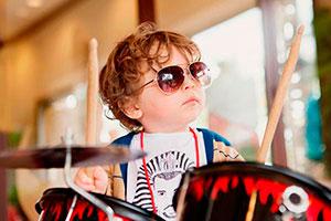 Cumpleaños rockero para niños - Tu hijo: ¡el rockstar de la fiesta!