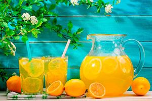 Recetas para limonadas refrescantes - Bebidas frescas y deliciosas para tú fiesta
