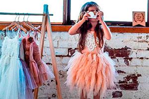 Trajes de fiesta para niñas - Ideas para vestir a tu hija en la próxima celebración