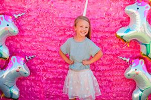 ¿cómo hacer una fiesta para niñas de unicornios? - Mágicos unicornios desfilan en el cumpleaños de tu hija