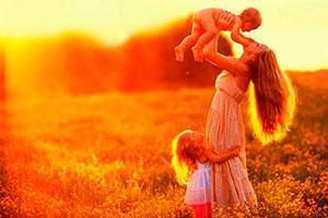 Sesión fotográfica madre e hijos - Inolvidables fotografías para mamá