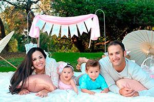 Día de las madres en familia - Un pícnic para la reina de la casa