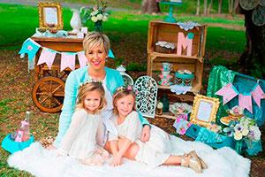¿cómo celebrar el día de las madres? - Recepción rústica y chic en honor a las madres