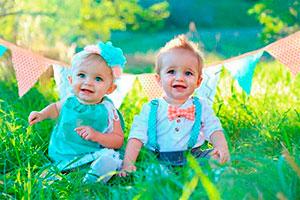¿cómo vestir al bebé en su primer cumpleaños? - Atuendos para niños y niñas en su primer cumpleaños