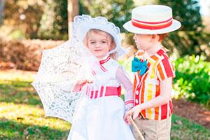 Hermosa fiesta inspirada en mary poppins - ¡cumpleaños supercalifragilísticoexpialidoso!