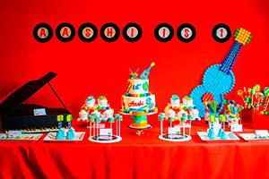 ¿cómo hacer un primer cumpleaños musical? - Vibrante primer cumpleaños con instrumentos musicales