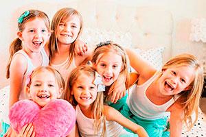 ¿Cómo organizar una pijamada fabulosa? - Consejos para realizar una pijamada para niñas