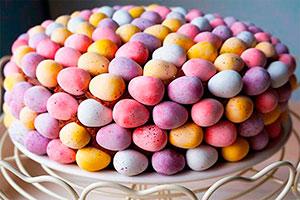 Deliciosos pasteles de pascua - Icónicos pasteles para el día de pascua