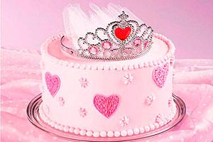 Pasteles de cumpleaños para niñas - Divertidos pasteles para tu princesa