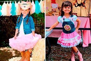 Un cumpleaños western para niñas - Cumpleaños para la reina del oeste