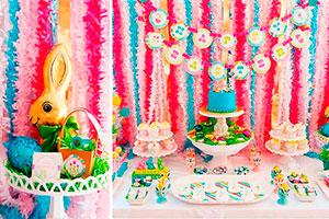 Innovadora celebración de pascua - Tonos vibrantes para una original fiesta de pascua