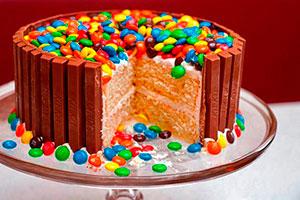 Pasteles originales con barras de chocolate - Propuestas achocolatadas que derretirán tu boca