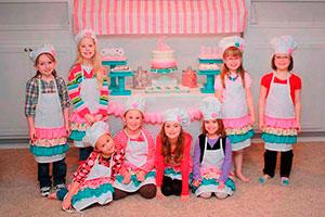 Fiesta de cupcakes - Hornea un dulce cumpleaños