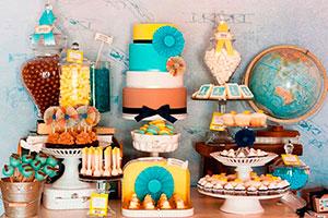 Tips esenciales para la mesa de dulces - Consejos básicos para una mesa de dulces