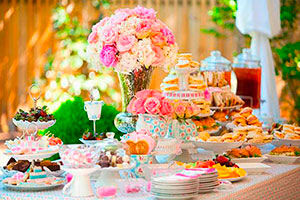 Bocadillos ideales para una fiesta de té - Elige el menú perfecto para una fiesta de té