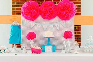 Cumpleaños para niñas - Relajante día de spa en su cumpleaños