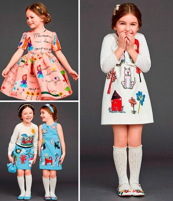 Trajes De Fiesta Para Niñas Ideas Para Vestir A Tu Hija En