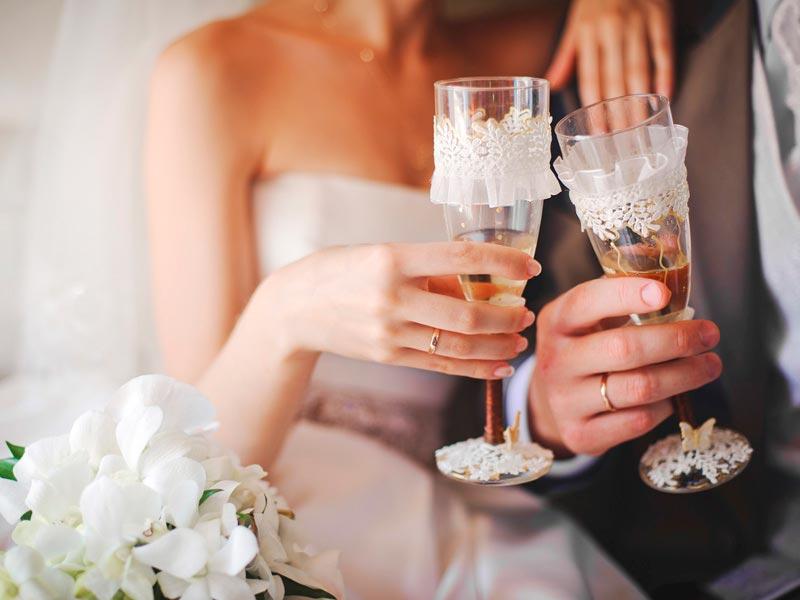 Vinos para la boda Las mejores bebidas fermentadas para la ceremonia